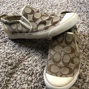 Coach A1312 Beale Slip On Shoes size 7-1/2